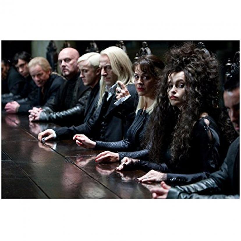 『ハリー・ポッターと死の秘宝』デス・イーター