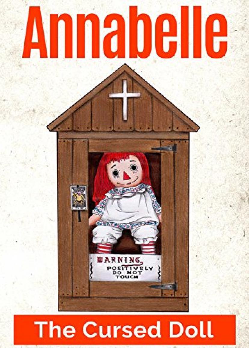 アナベル人形(本物)