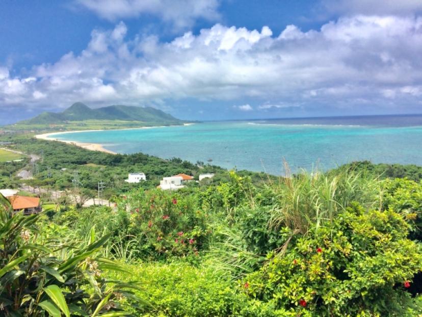 フリー画像、沖縄、石垣島、海、自然