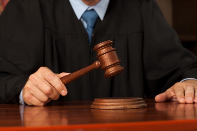 フリー画像、裁判、法廷