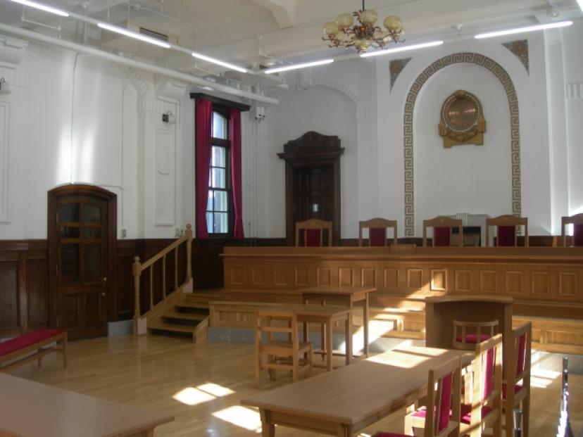 フリー画像、裁判、判決、法廷