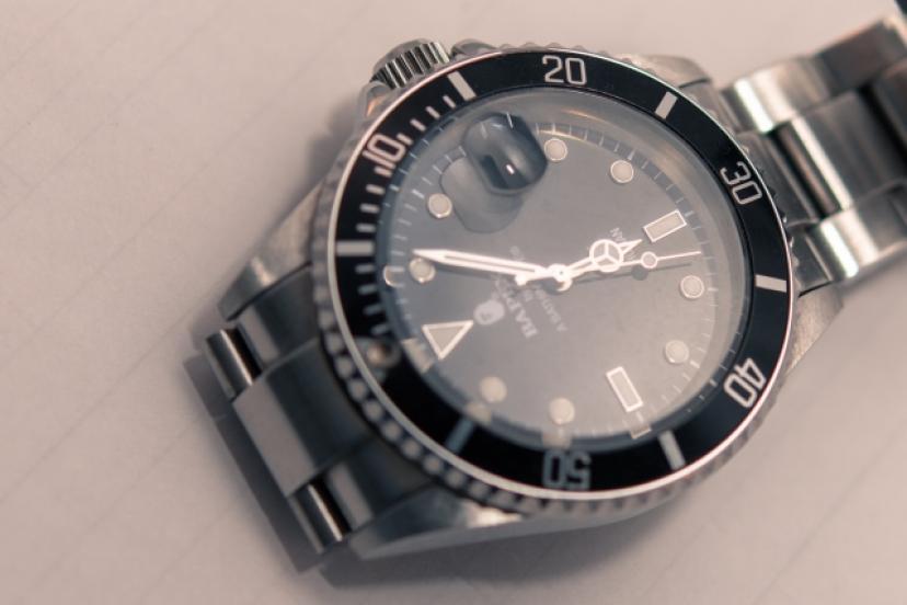 腕時計、フリー画像