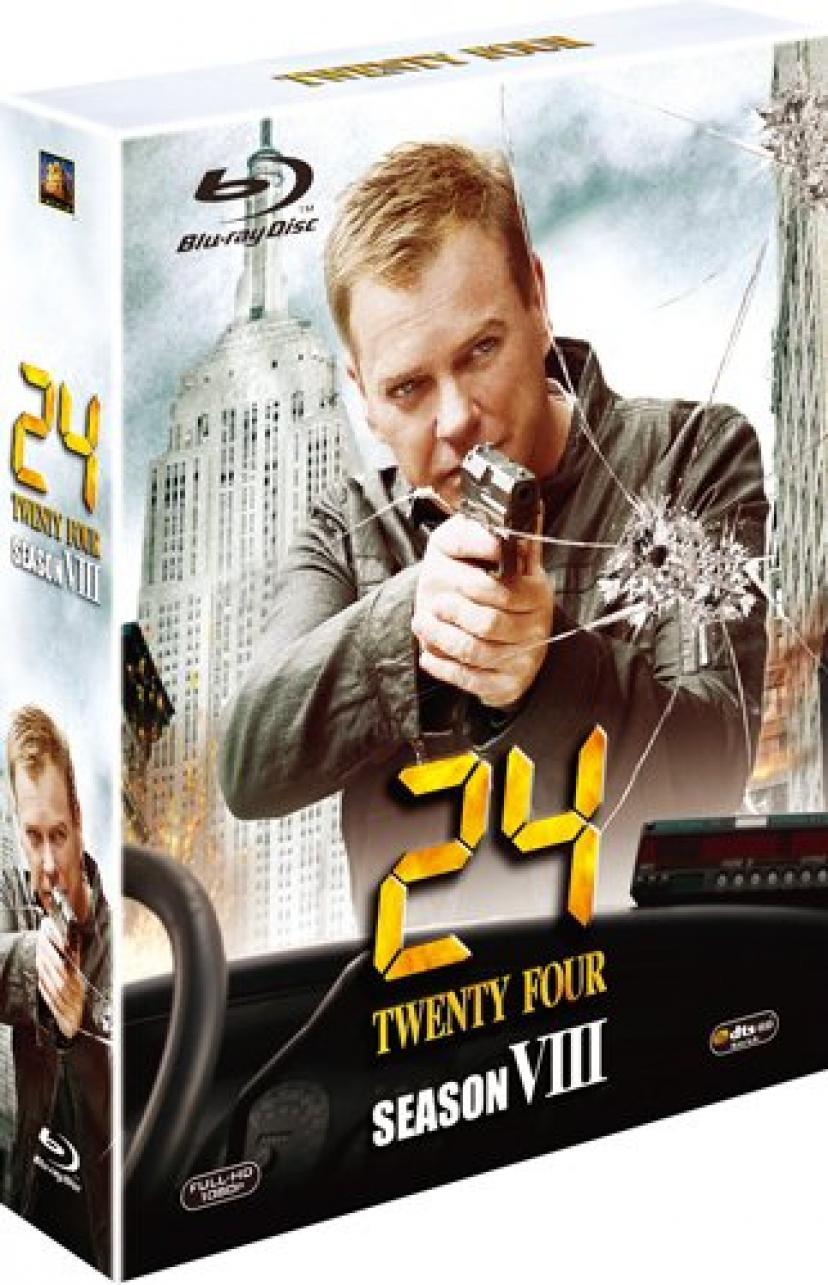 『24 -TWNTY FOUR-』シーズン8