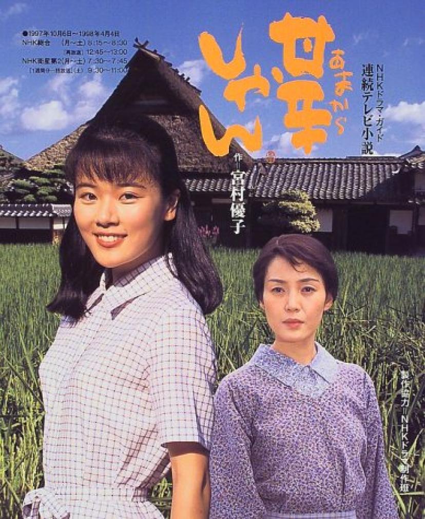 甘辛しゃん―連続テレビ小説 (NHKドラマ・ガイド)