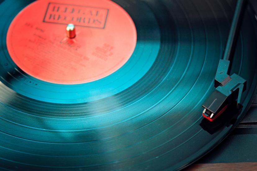 レコード 音楽
