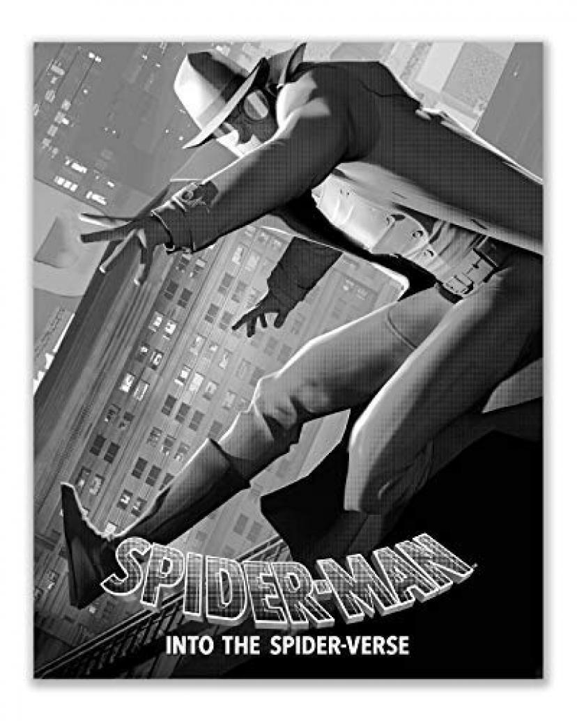 『スパイダーマン:スパイダーバース』 スパイダーマン・ノワール