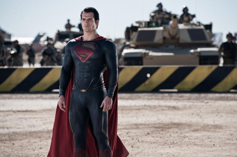『マン・オブ・スティール』ヘンリー・カヴィル/スーパーマン