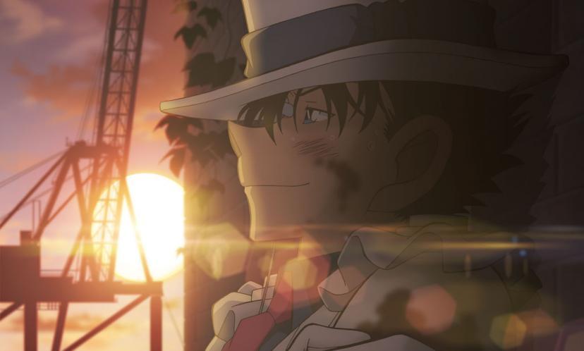 名探偵コナン 紺青の拳(紺青のフィスト)