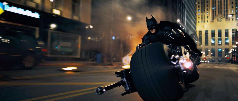 ダークナイト,バットマン