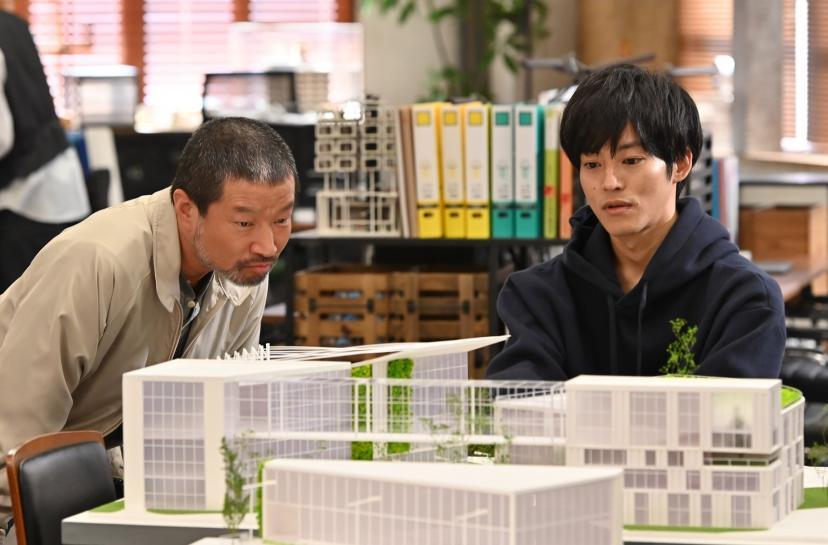 ドラマ パーフェクトワールド、松坂桃李