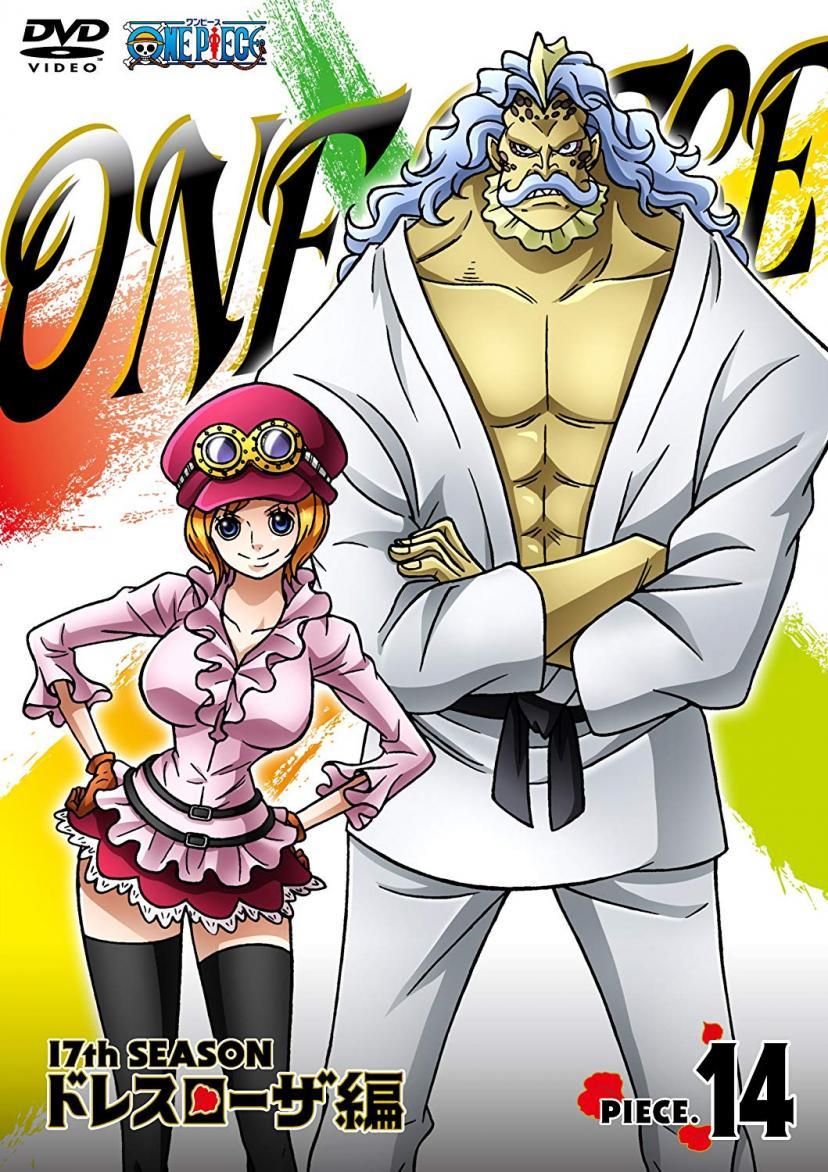 one piece ドレスローザ キャラクター