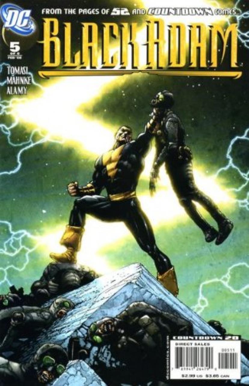 コミック『ブラックアダム』