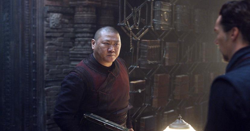 ベネディクト・ウォン,ドクター・ストレンジ