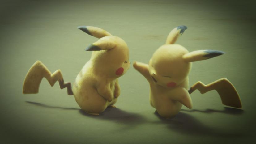 ミュウツーの逆襲 EVOLUTION,ポケモン