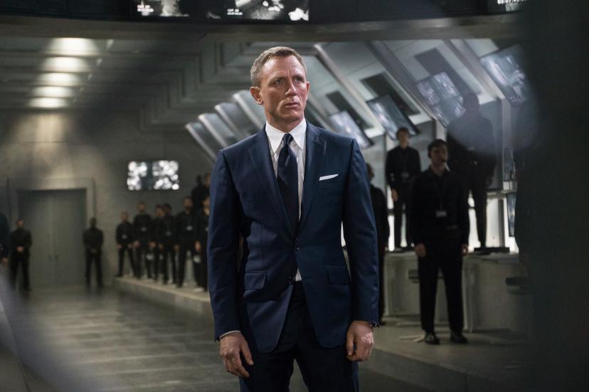 007 スペクター,ダニエル・クレイグ
