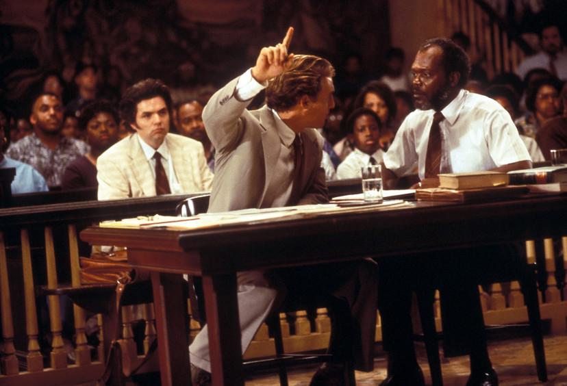 サミュエル・L・ジャクソン『評決のとき』(1996)