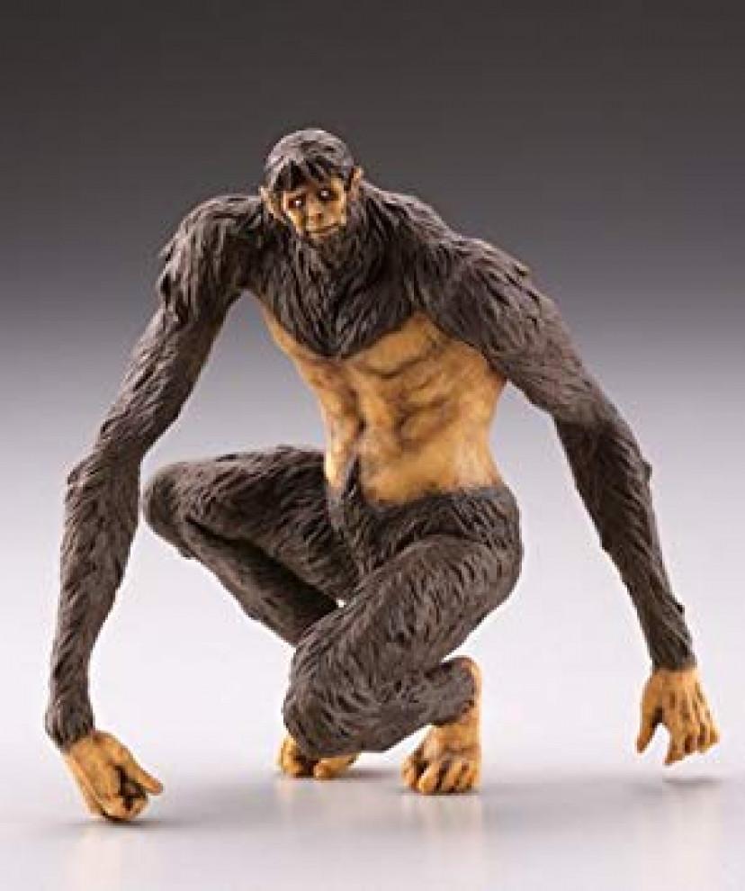 『進撃の巨人』獣の巨人、ジーク