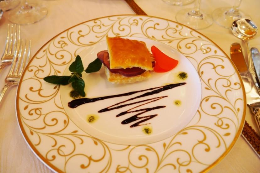 フリー素材、フランス料理、フレンチ