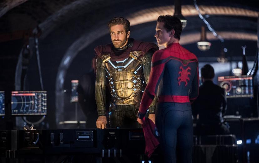スパイダーマン:ファー・フロム・ホーム,ミステリオ、