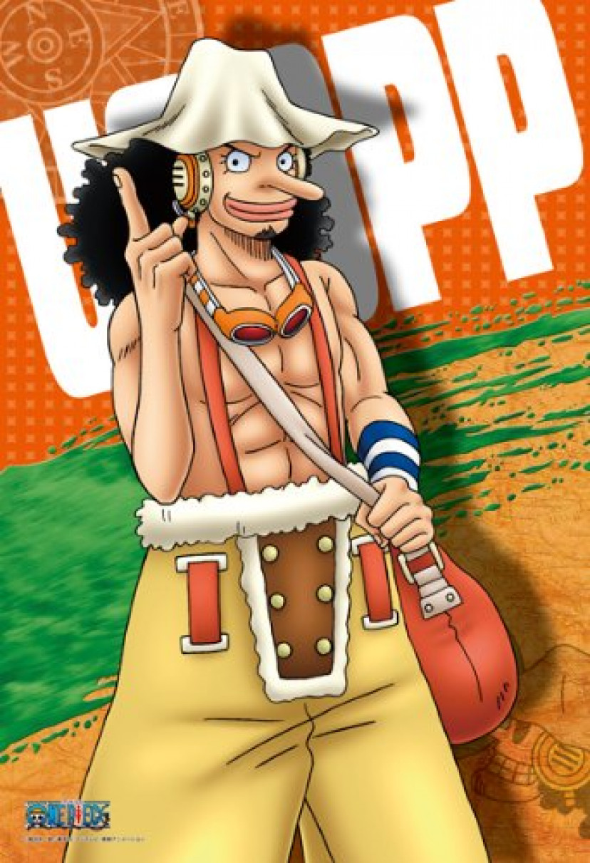one piece ワンピース ウソップ