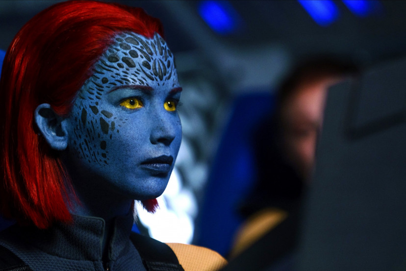 ジェニファー・ローレンス『X-MEN:ダーク・フェニックス』