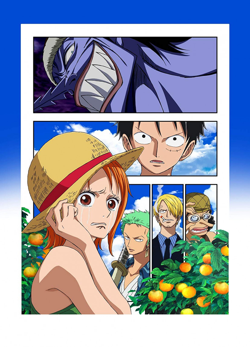 one piece ワンピース ナミ