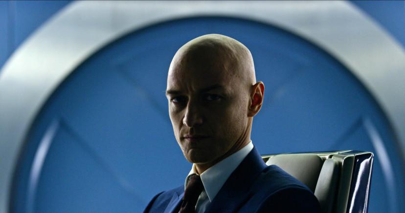 ジェームズ・マカヴォイ『X-MEN:アポカリプス』