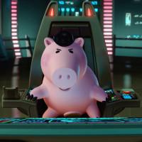 クールな毒舌家ハム!「トイ・ストーリー」ピンクのぶたの貯金箱について知っておきたい5つのこと