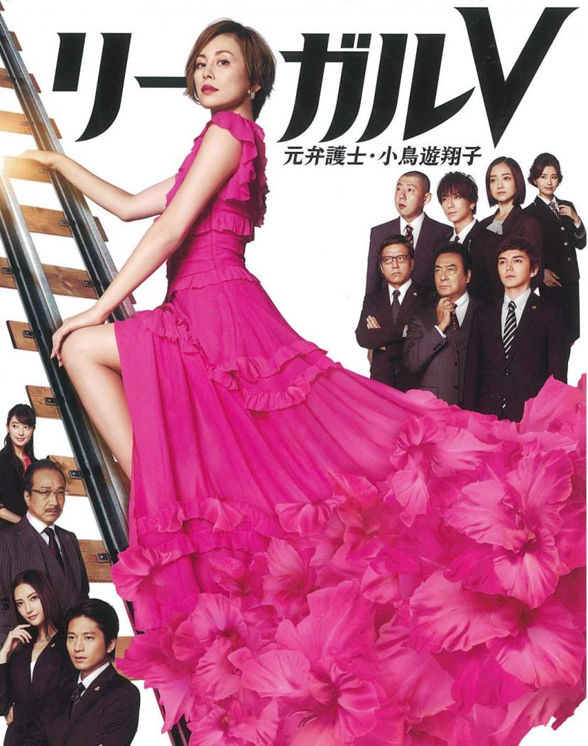 リーガルV~元弁護士・小鳥遊翔子~ Blu-ray BOX(特典なし)