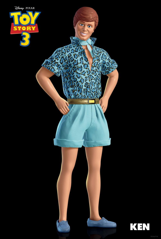 ケン『トイ・ストーリー3』