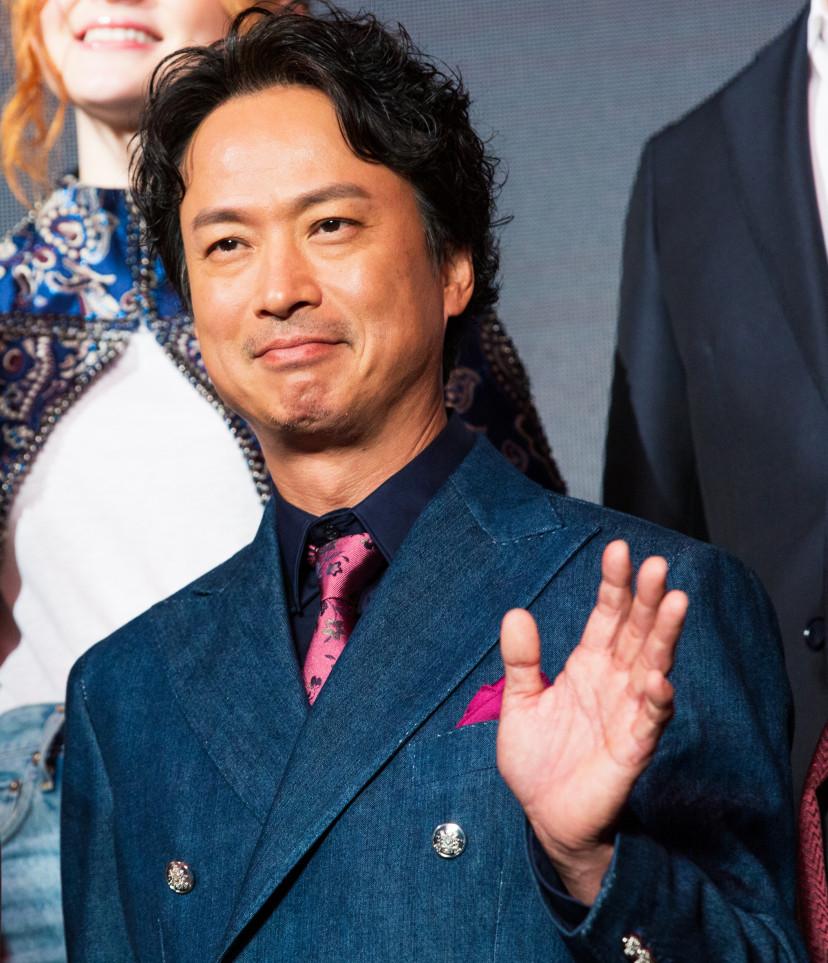 日本の50代俳優はイケメンおじさん揃い!ベテランランキングTOP29 ...