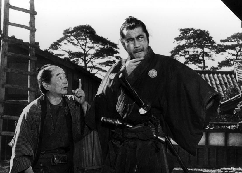 黒澤明『用心棒』(1961)