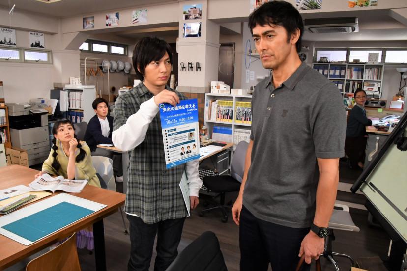 まだ結婚できない男、阿部寛、塚本高史