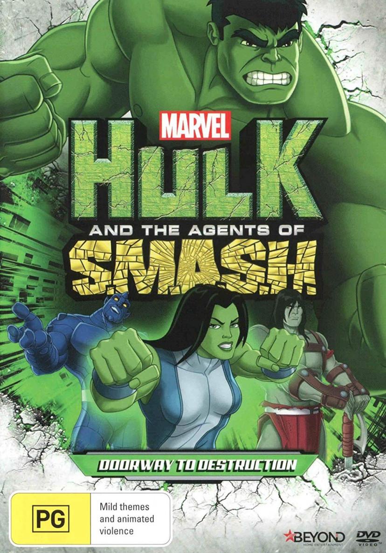 『ハルク:スマッシュ・ヒーローズ』