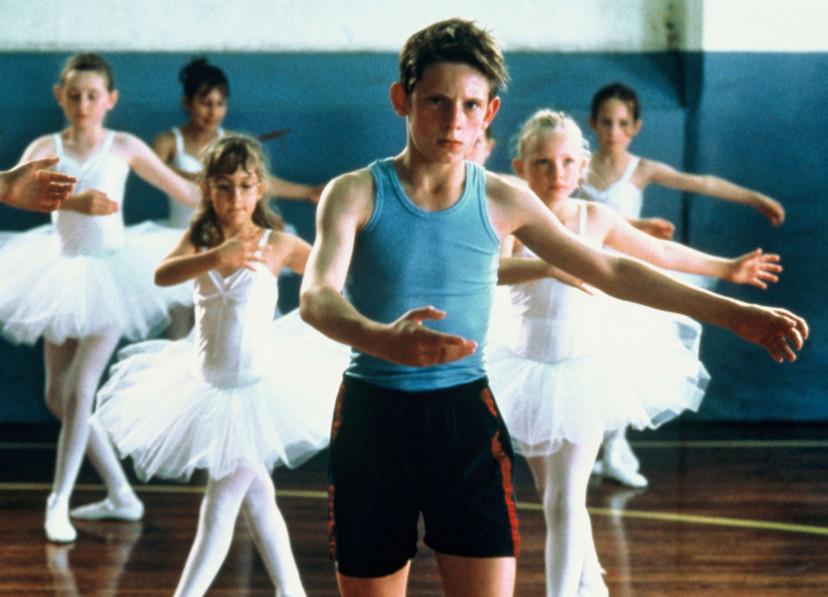 ジェイミー・ベル『リトル・ダンサー』
