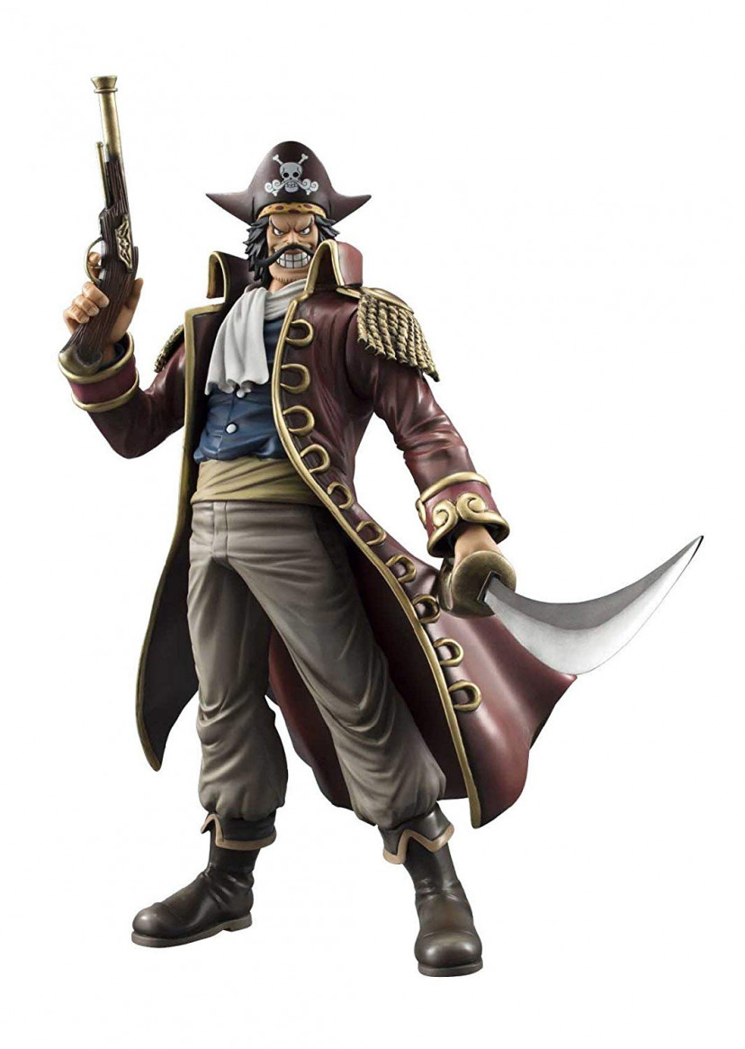 Portrait.Of.Pirates ワンピースシリーズ NEO-DX ゴール・D・ロジャー(ゴールド・ロジャー)