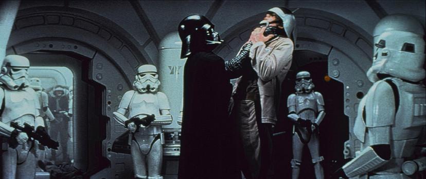 『スター・ウォーズエピソード5/帝国の逆襲』ダース・ベイダー、ストームトルーパー