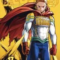 通形ミリオ(ルミリオン)は最高のヒーロー!死穢八斎會との闘いを経て、今後どうなる?【僕のヒーローアカデミア】