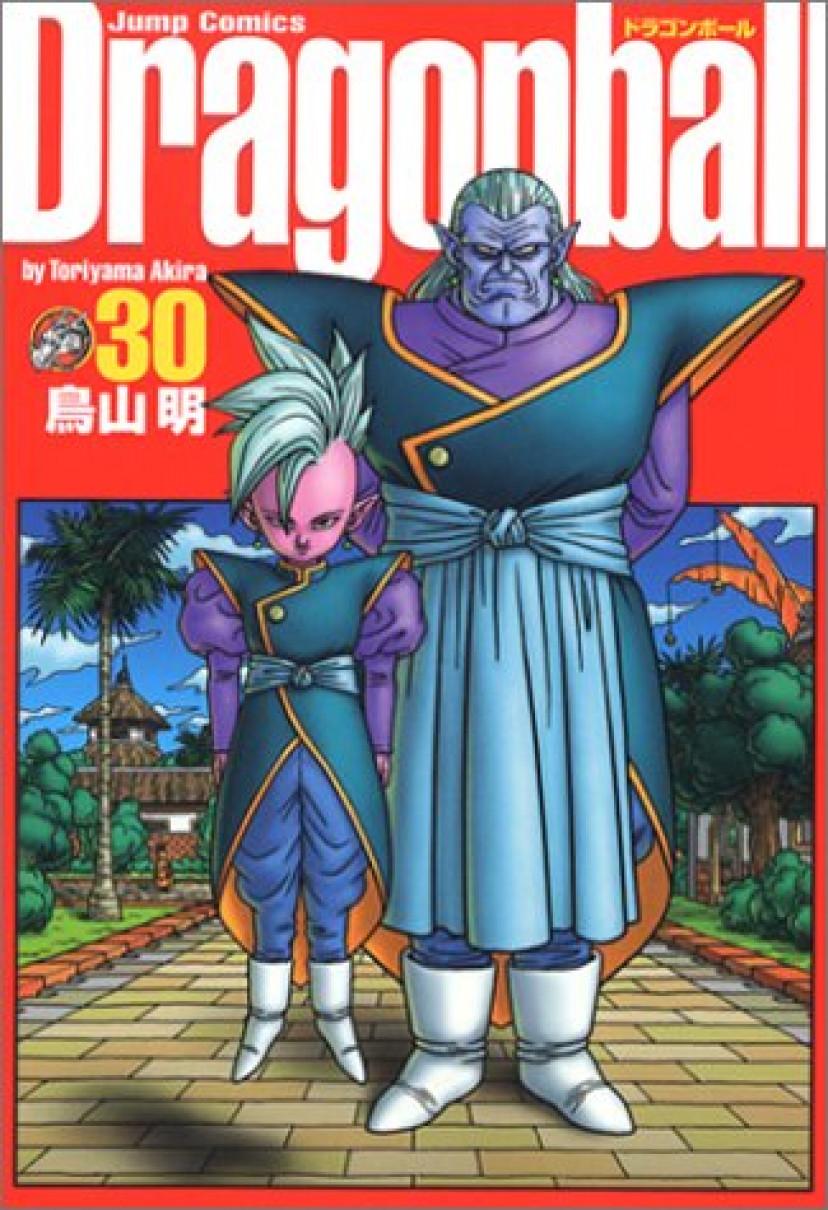 ドラゴンボール 完全版 30 界王神(シン) キビト