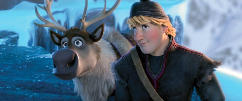 『アナと雪の女王』スヴェン、クリストフ