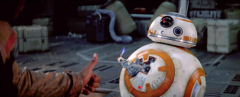 『フォースの覚醒』BB-8