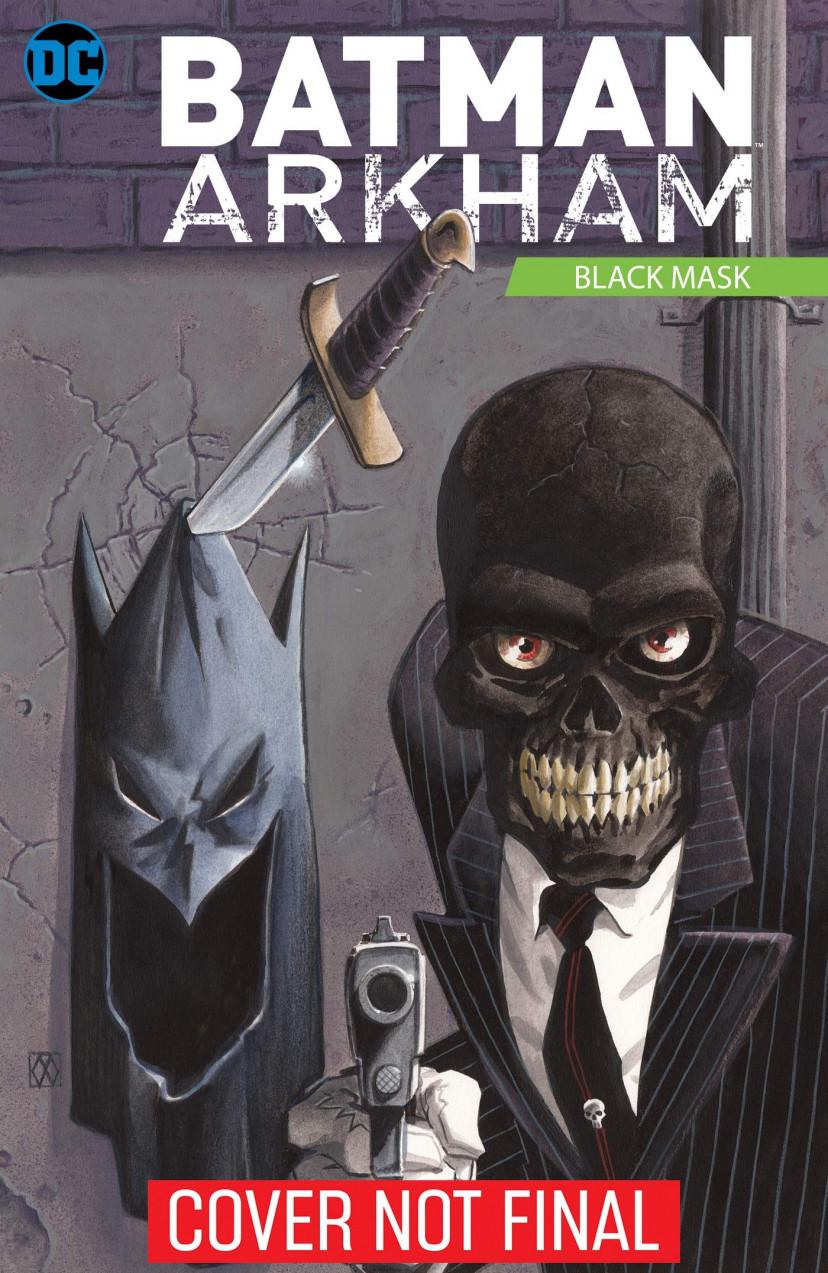 ブラックマスク(バットマン)