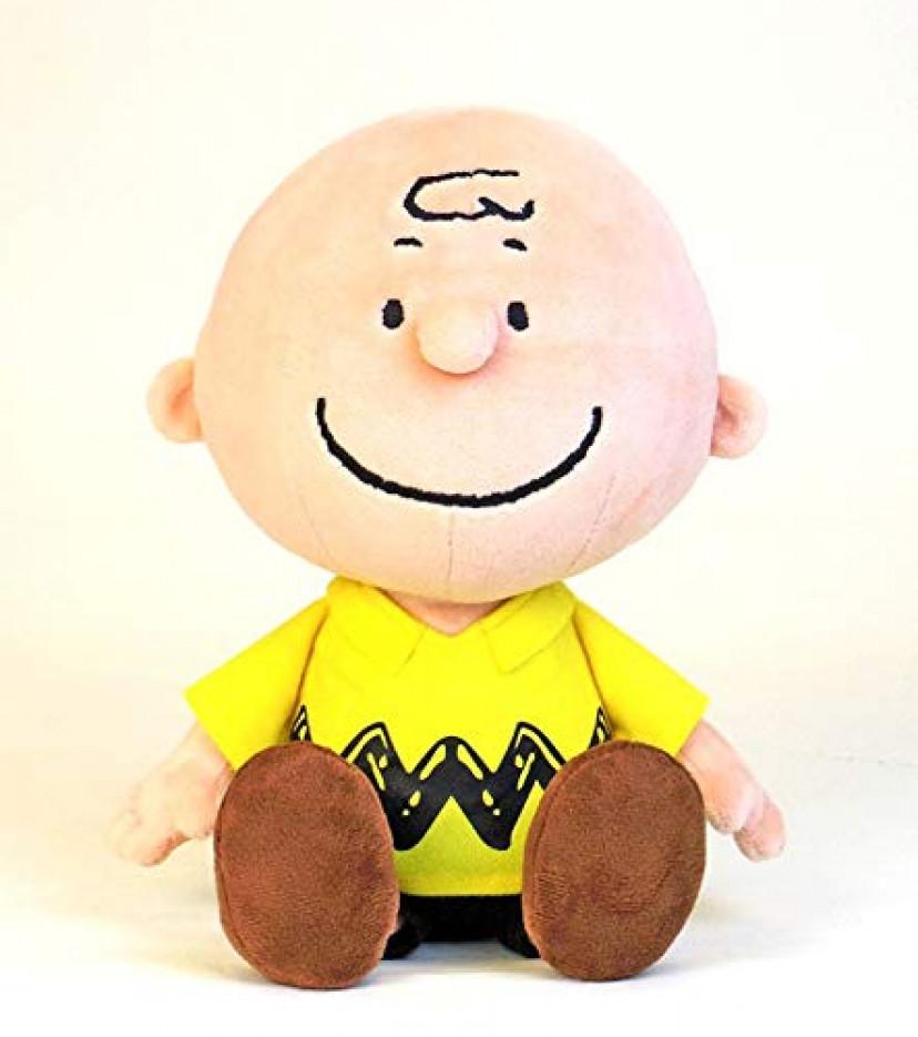 PEANUTS Soft Plush Charlie Brown