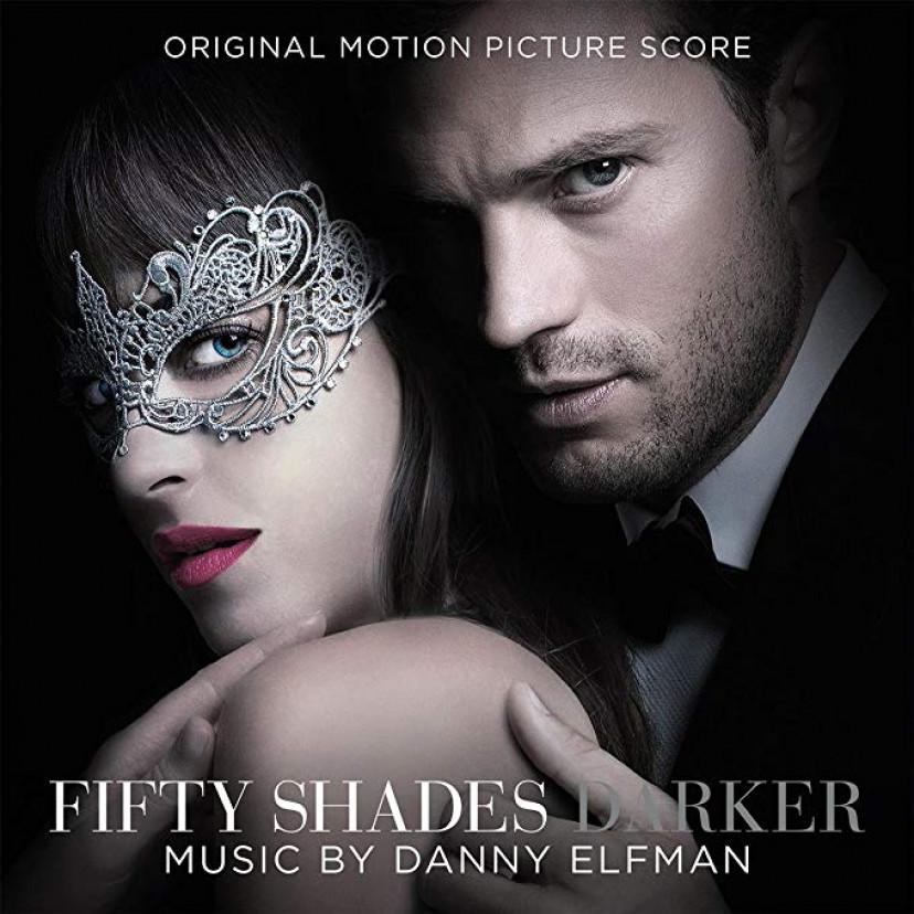 『フィフティ・シェイズ・ダーカー』 FIFTY SHADES DARKER (SCORE) [LP] [12 inch Analog]
