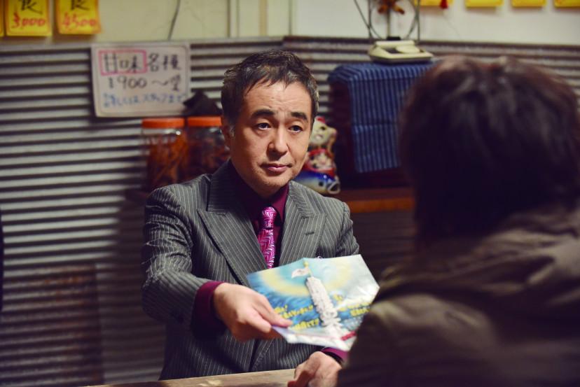 『カイジ ファイナルゲーム』 大槻太郎(松尾スズキ)