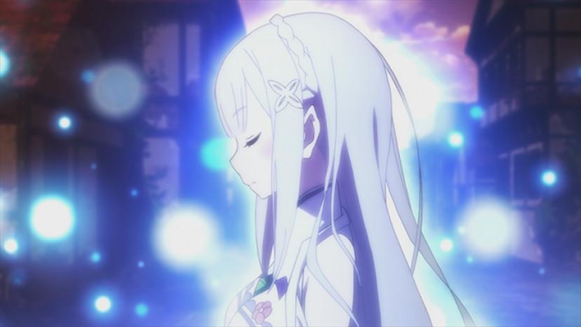 Re:ゼロから始める異世界生活 リゼロ エミリア