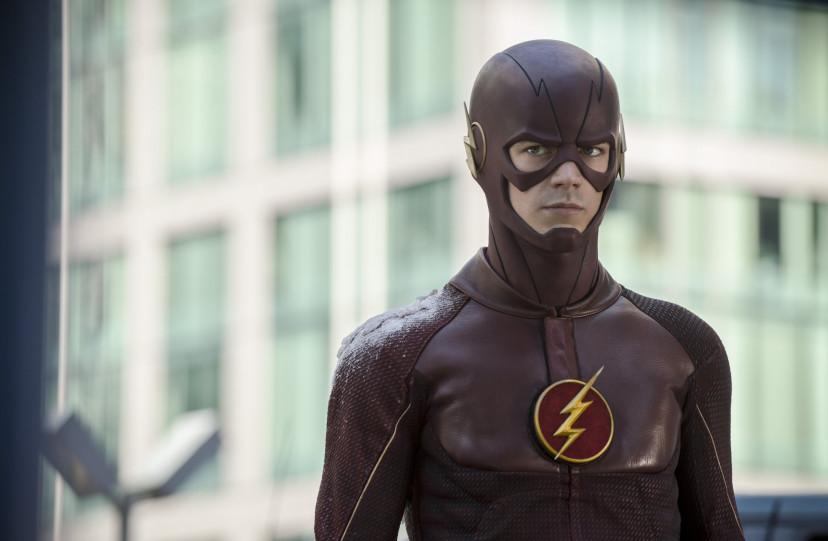 フラッシュ The Flash