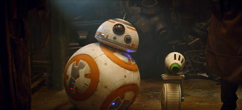 『スター・ウォーズ/スカイウォーカーの夜明け』BB-8、D-O