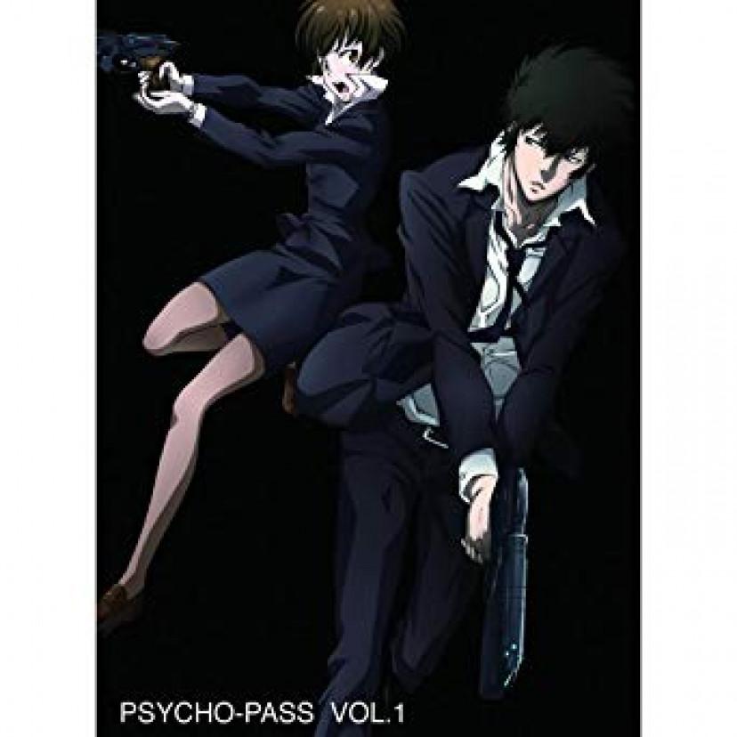 PSYCHO-PASS サイコパス 全8巻セット [マーケットプレイス Blu-rayセット]