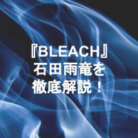 『BLEACH(ブリーチ)』石田雨竜は誇り高きクインシー!裏切りの理由など徹底解説